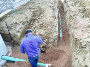 Water and Sewer Excavation