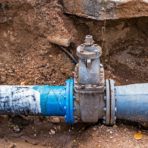 Water and Sewer Line Repair